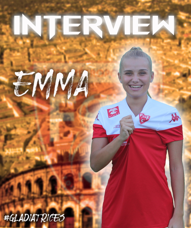 INTERVIEW D'EMMA JULIEN