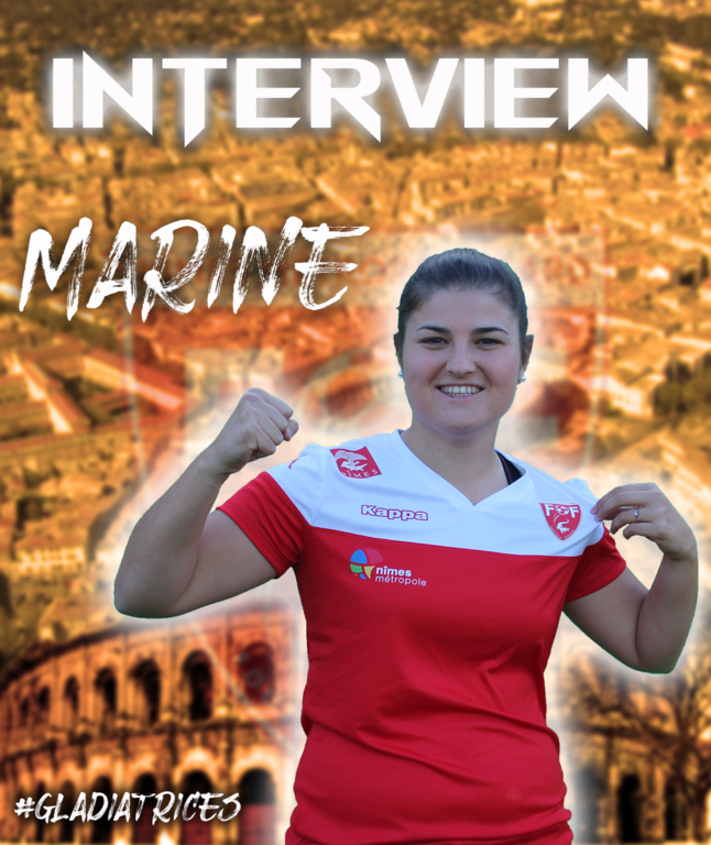 INTERVIEW MARINE CARRILLO
